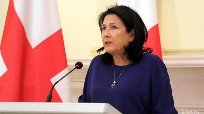 Посол: Президент Грузии посетит Украину