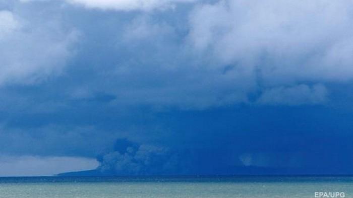 На Земле зафиксировано стометровое цунами