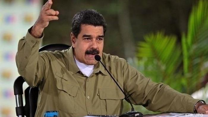 Мадуро мобилизовал армию Венесуэлы