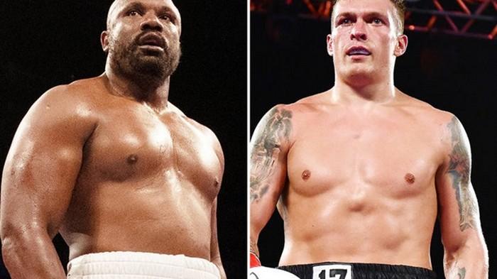 WBO может провести бой между Усиком и Чисорой за временный пояс