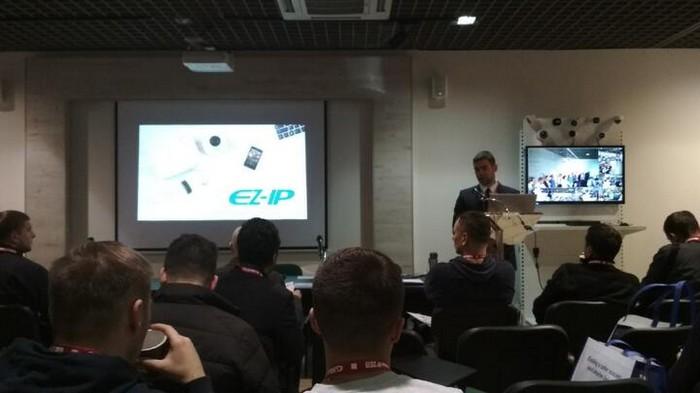 Dahua презентовала бренд EZ-IP на форуме All-over-IP 2019