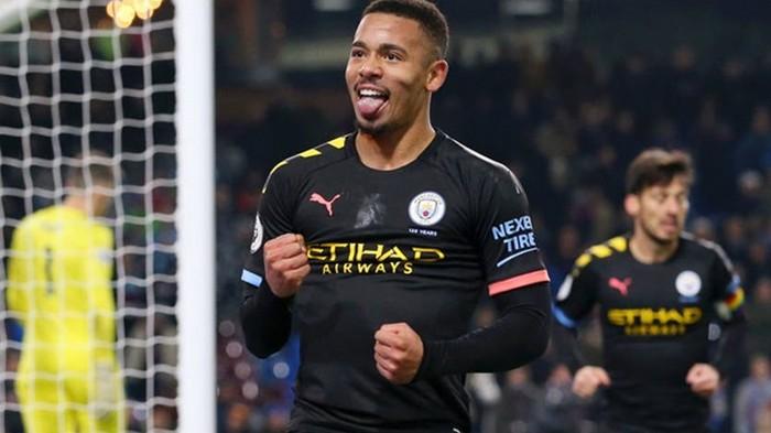 Жезус стал лучшим игроком недели в Лиге чемпионов