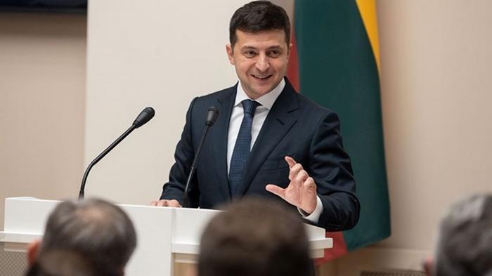 Зеленский отреагировал на выплату долга Газпромом