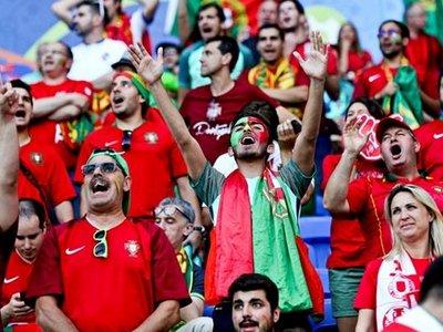 Сборная Португалии стала финалистом Евро-2016 (видео)
