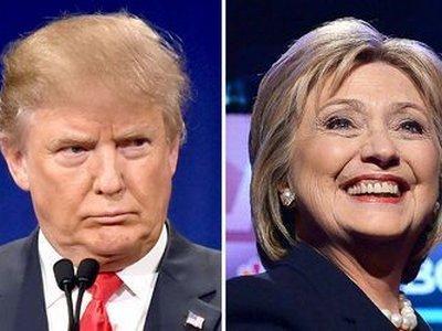 Клинтон опередила Трампа по популярности — опрос