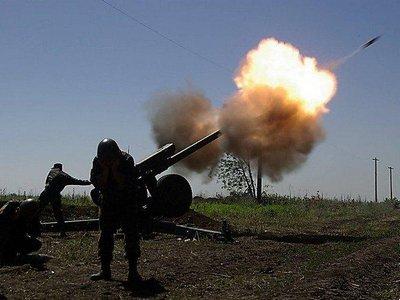 Боевики более 60 раз обстреляли позиции сил АТО на Донбассе