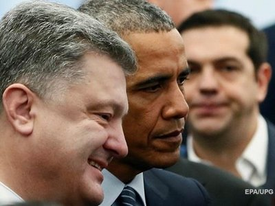 Обама и Порошенко на саммите НАТО обсудят Минск и санкции против РФ