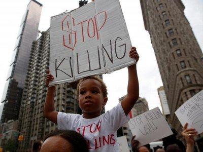 Стрельба по полицейских на митинге в Далласе: есть убитые и раненные