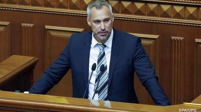 Рада отправила в отставку генпрокурора Рябошапку