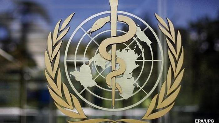 Миссия ВОЗ едет в Украину из-за коронавируса