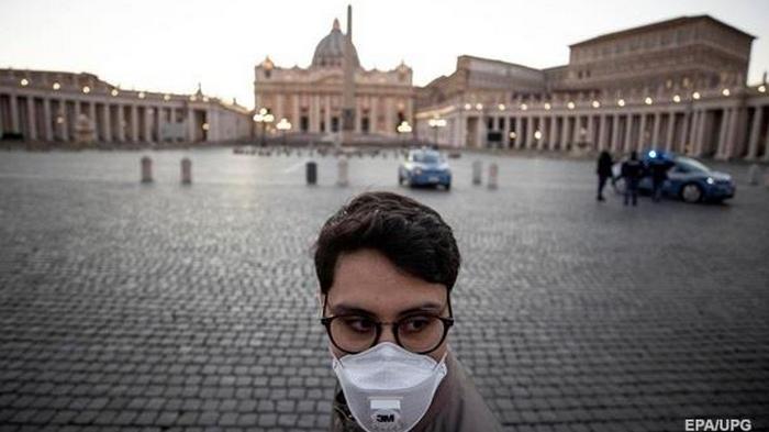 В Италии рекордное число смертей от коронавируса