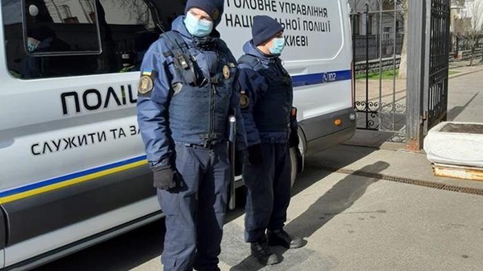 На защиту полиции от COVID-19 выделено 70 миллионов