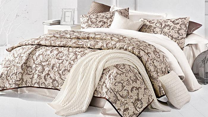 Как выбрать покрывало для спальни?