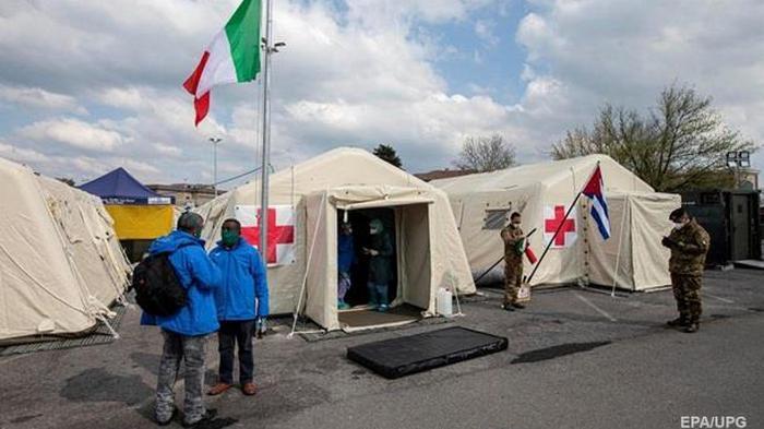 ВОЗ спрогнозировала пик коронавируса в Италии