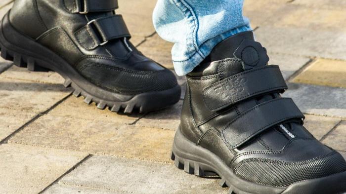 Как правильно выбирать детские ботинки?