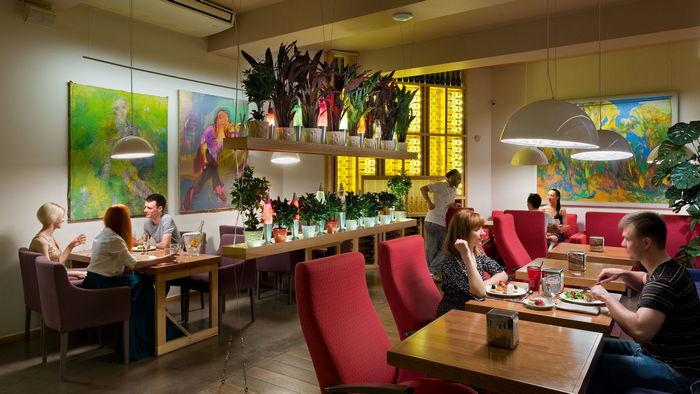 Самые хорошие рестораны Харькова: где провести время