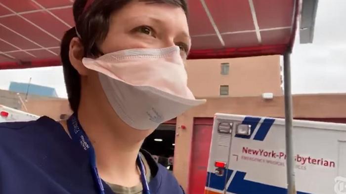 Врач из США назвала пандемию апокалипсисом (видео)