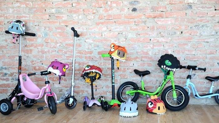 Что выбрать: беговел или трехколесный велосипед?