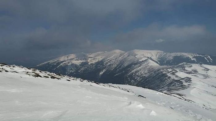 Климатологи назвали аномалией отсутствие лавин в Карпатах