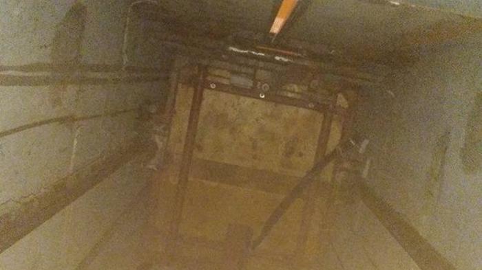 На Одесчине оборвался лифт с ребенком