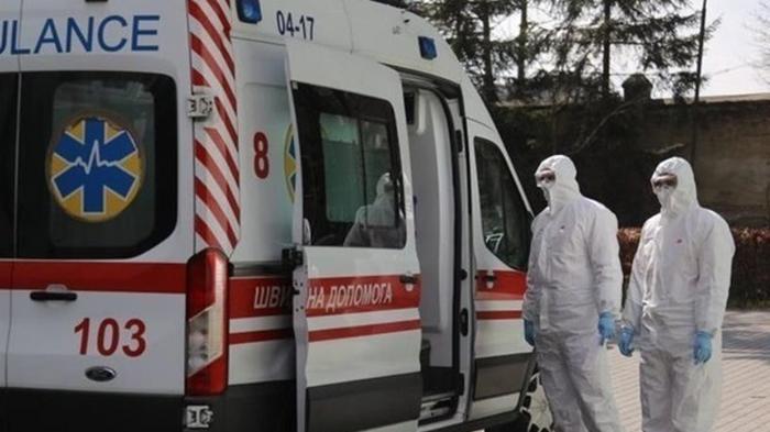 COVID-19: в Украине новый антирекорд