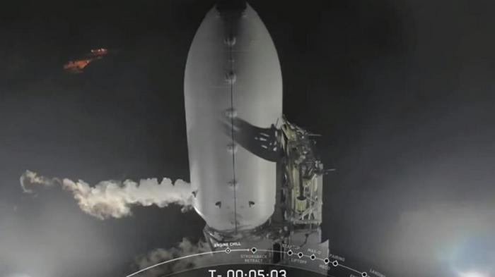 SpaceX запустила очередную партию интернет-спутников Starlink