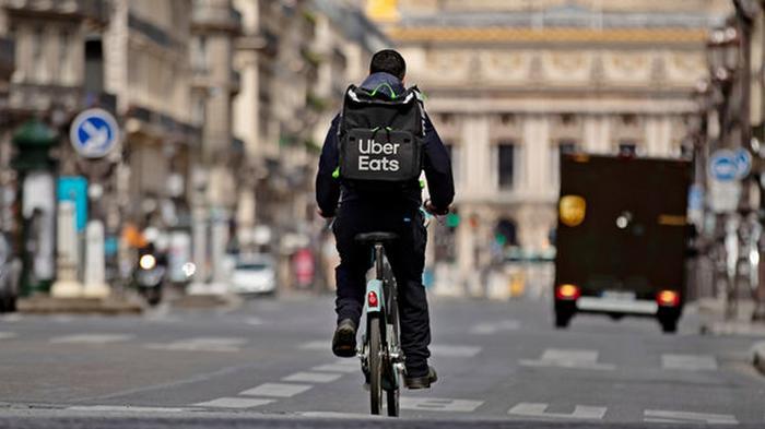 Доставка еды принесла Uber больше прибыли, чем сервис такси