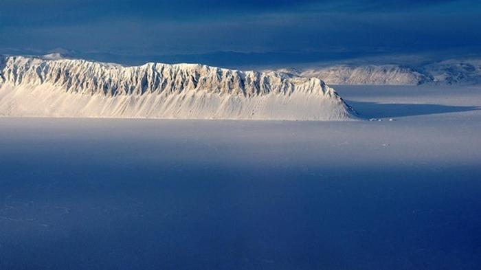 В Арктике зафиксирован абсолютный минимум количества льда