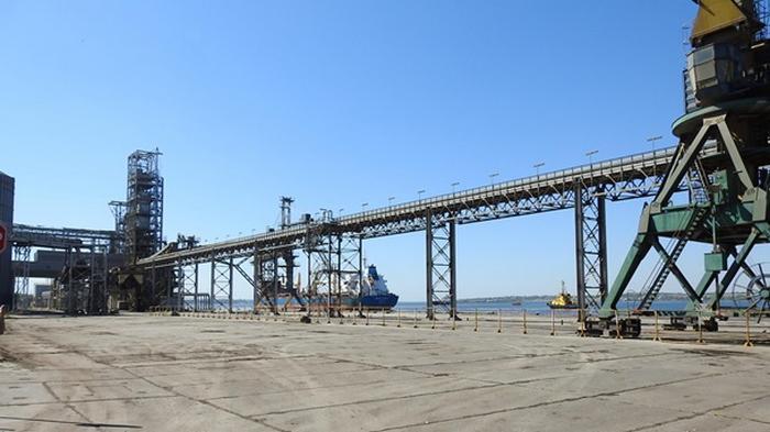 В Николаевском порту хранились тонны аммиачной селитры