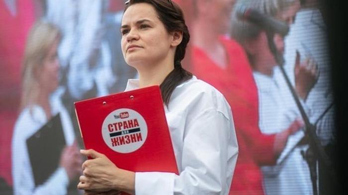 Тихановская готова стать лидером Беларуси