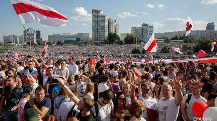 На протестах в Беларуси задержали гражданина Японии