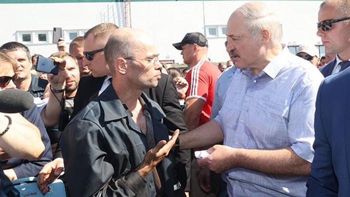 Лукашенко - белорусам: Труба вам, если президент будет посменно работать