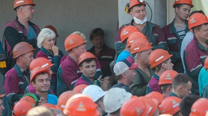 В Беларуси заявили об остановке шахт