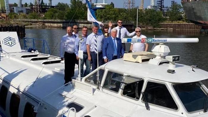 Криклий анонсировал восстановление речного транспорта