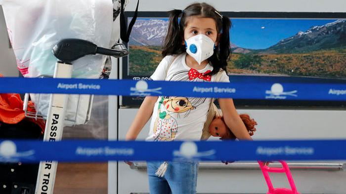 ВОЗ обновила рекомендации: детям от 12 лет нужно носить защитные маски