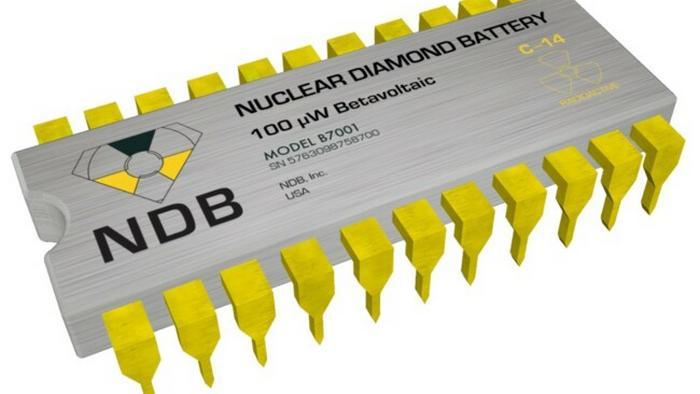 Батарейка из ядерных отходов прослужит 28 тысяч лет: фото