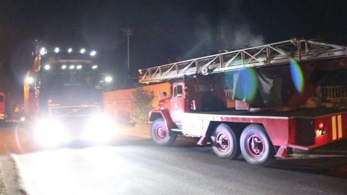 На НПЗ в Одессе произошел взрыв и пожар (фото)