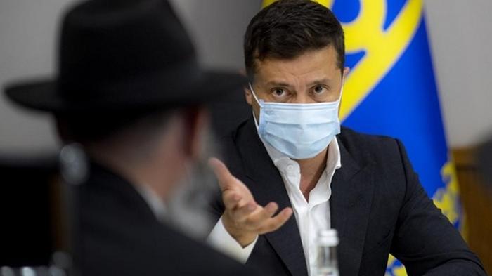 Зеленский попросил о помощи раввинов Украины