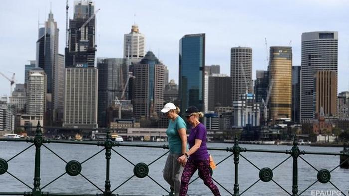 В Австралии рекордное падение ВВП за 60 лет