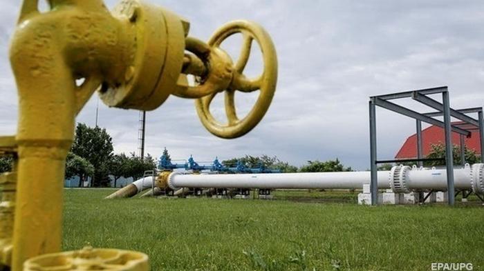 Украина побила рекорд по запасам газа