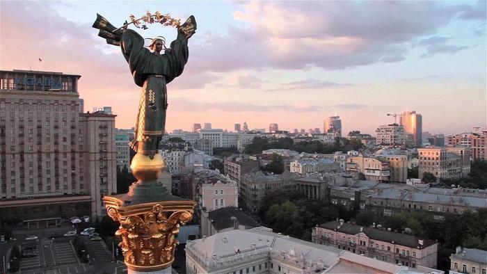В первый день осени в Киеве новый температурный рекорд