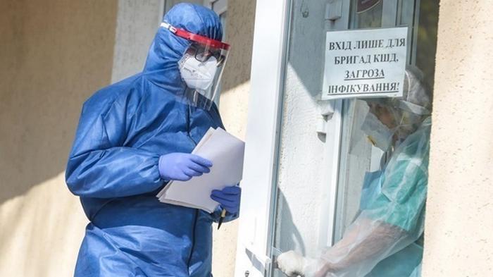 В Украине новый антирекорд по умершим от COVID-19