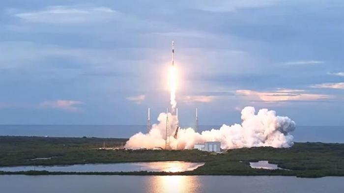 SpaceX вывела на орбиту спутник для Аргентины