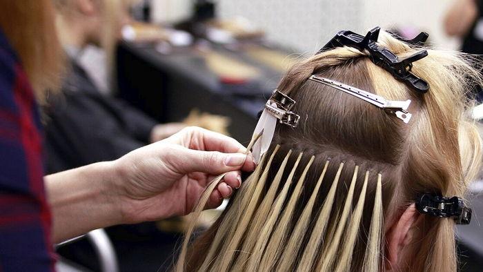 Капсульное наращивание волос: плюсы и минусы