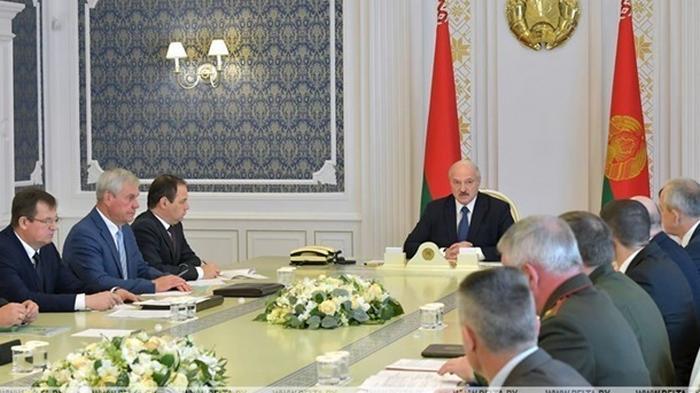 Лукашенко объявлен персоной нон грата в Балтии