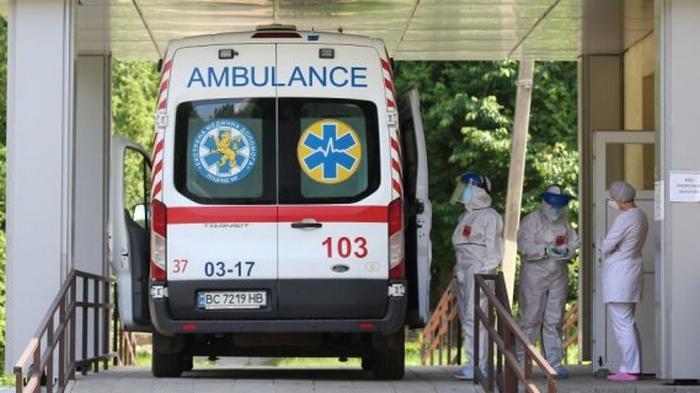 МОЗ обновил пошаговый механизм оказания помощи пациенту с подозрением на COVID-19