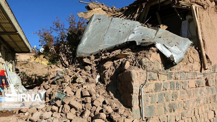В Иране произошло землетрясение: десятки пострадавших