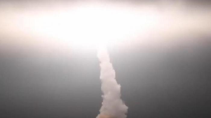 В США испытали ядерную ракету Minuteman III