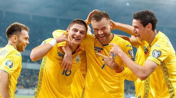 Сборная Украины ни разу не проигрывала во Львове - 17 побед, 2 ничьи