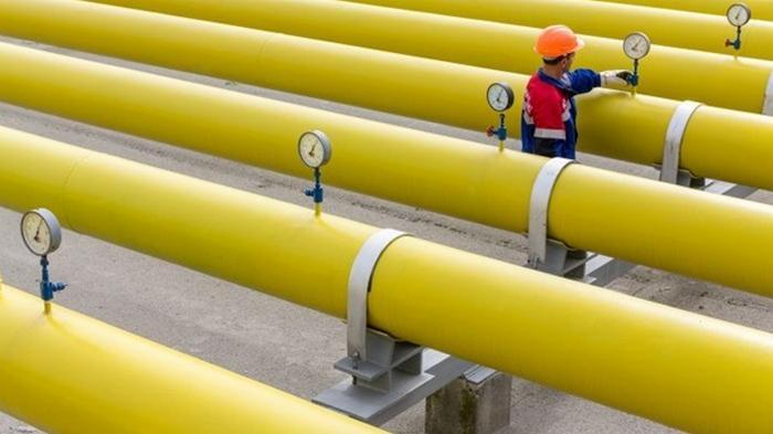 Китай закупил рекордный объем газа